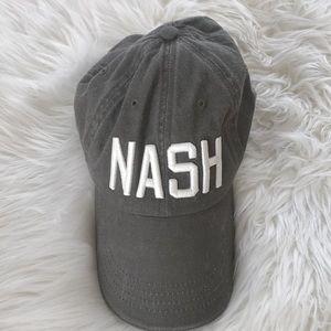 NASH hat